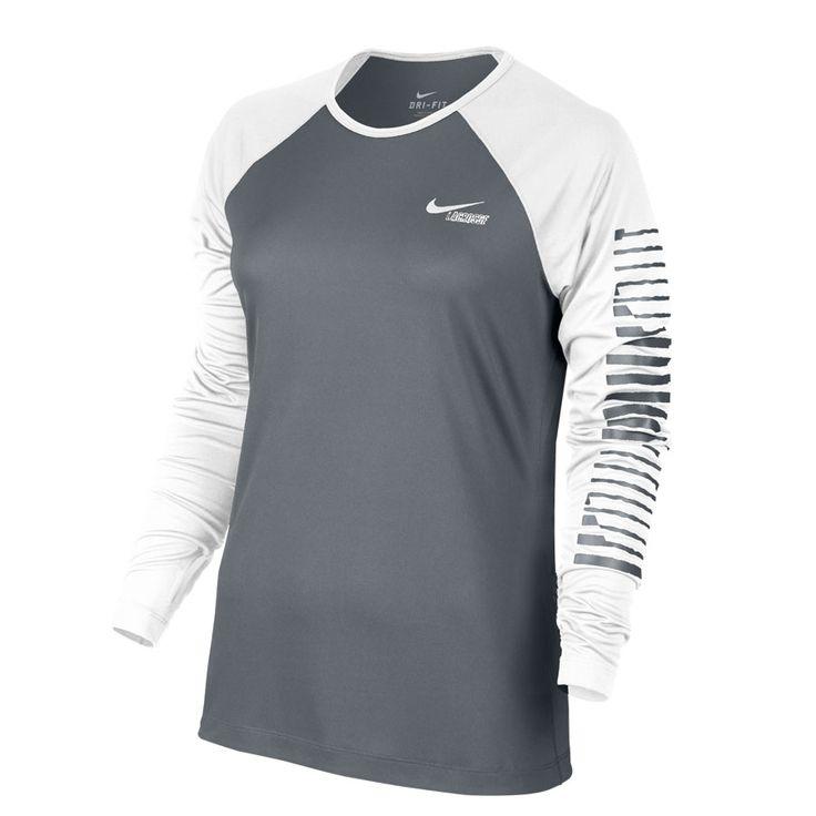 Nike Lacrosse Womens Longsleeve Women's Lacrosse Tops