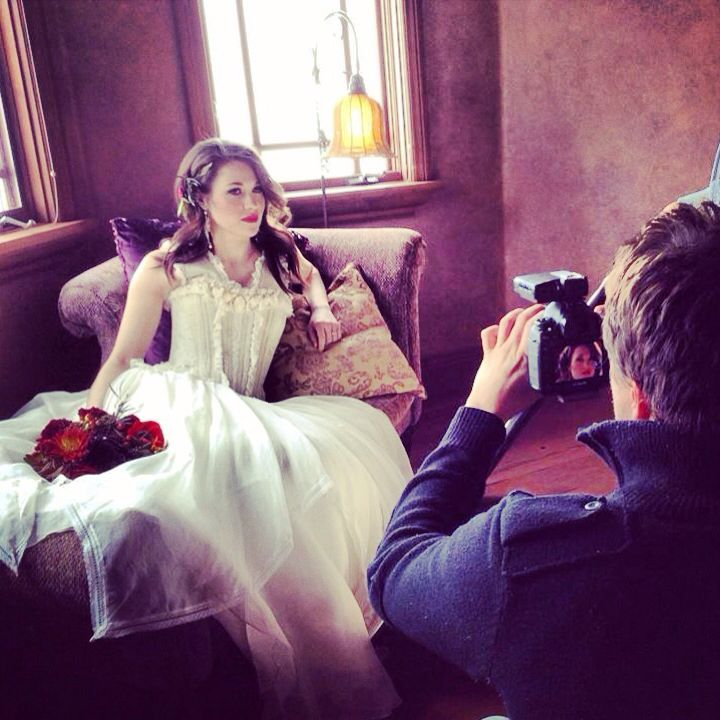 Just a sneak peak at recent Bridal Shoot