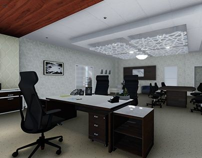 "Check out new work on my @Behance portfolio: ""Office Interior"" http://be.net/gallery/48008215/Office-Interior"