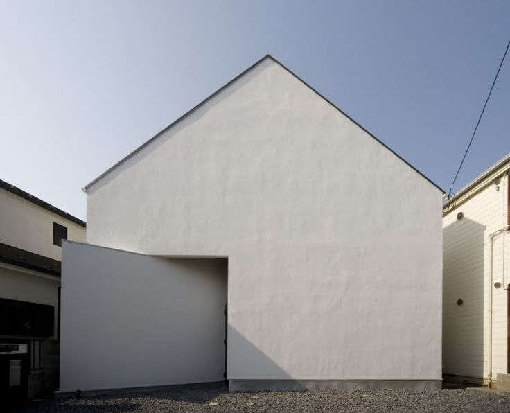 建築家:石川淳「オウチ01・狭小二世帯住宅」