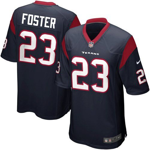 ... Womens Stitched NFL Elite Drift Fashion Jersey Nike Arian Foster  Houston Texans Game Jersey - Navy Blue ... 0fc5fe900