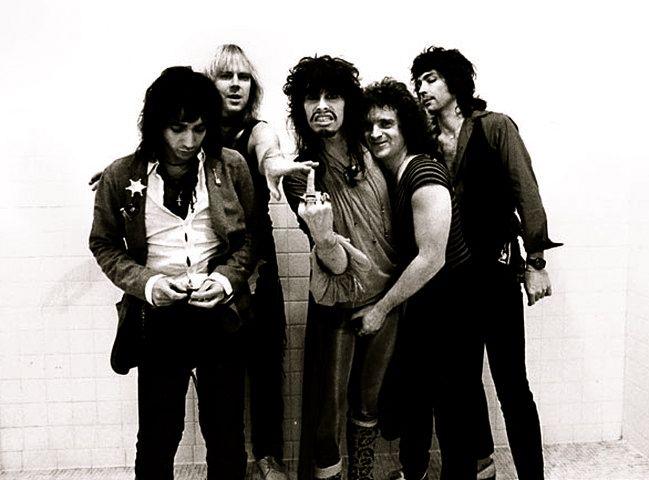Aerosmith Rock In A Hard Place Original First Press Still Factory Sealed