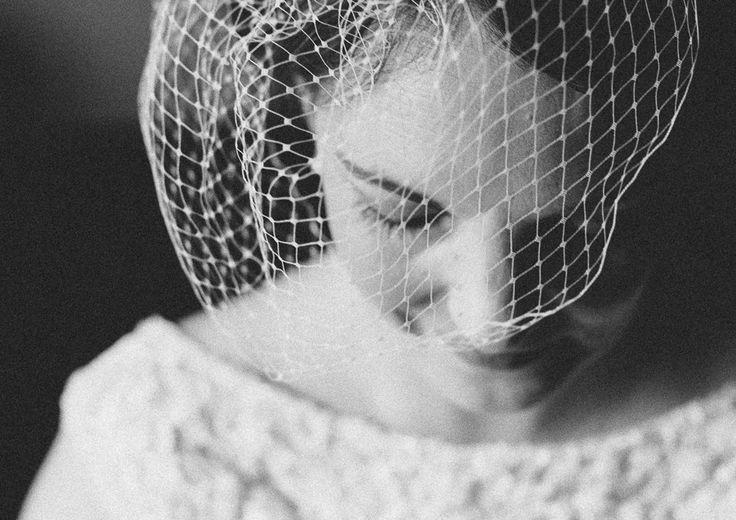 Black and White Fine Art Bride Portrait Wedding Photographer Dublin Ireland