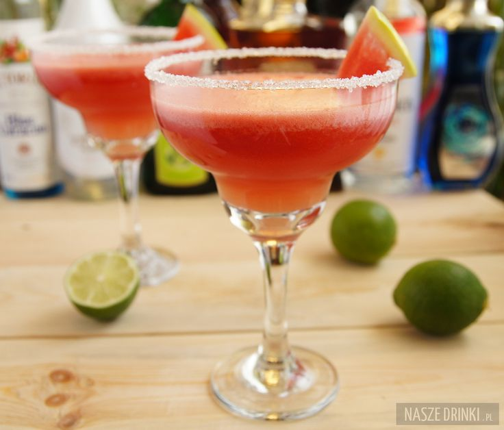 Margarita arbuzowa (Watermelon Margarita) jest jedną z wariacji znanego koktajlu - Margarity. Tym razem, najważniejszym dodatkiem jest arbuz.