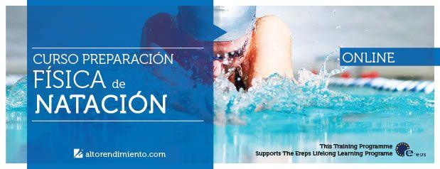 Curso de Natacion, preparación física en natación