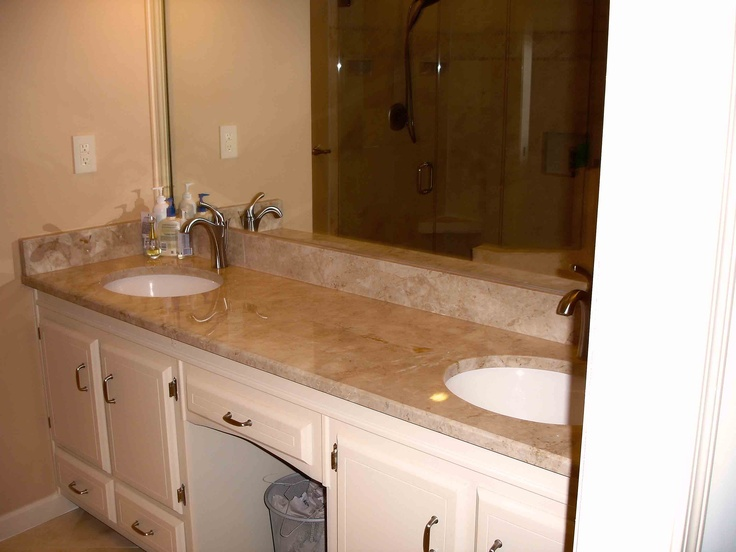 bathroom double sink vanity - Bathroom Remodel Double Sink