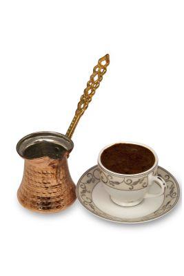 Sozen - SOZEN COPPER COFFEE MAKER POT FOR 1 CUP