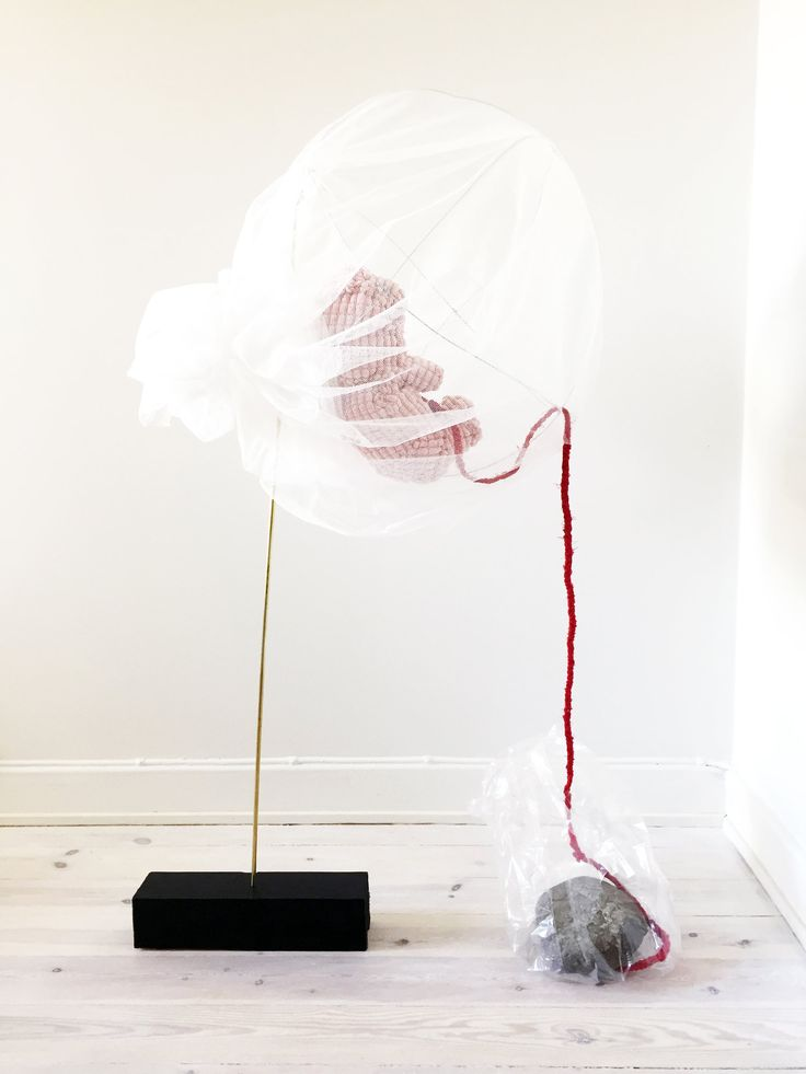 ASAKA 'Mother in a bag' sculpture