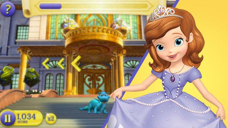 A Spell for Mr. Cedric | Sofia the First | Disney Junior