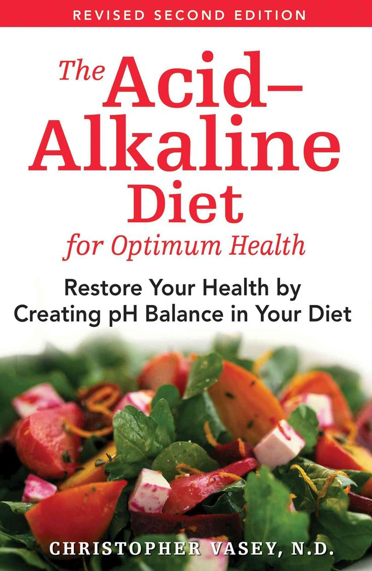 With more than 50,000 first-edition copies sold, this expanded second edition provides the latest information on restoring your body's acid-alkaline balance <br /><br />• Discusses the role of enzyme supplements, prebiotic and probiotic complexes, and ...