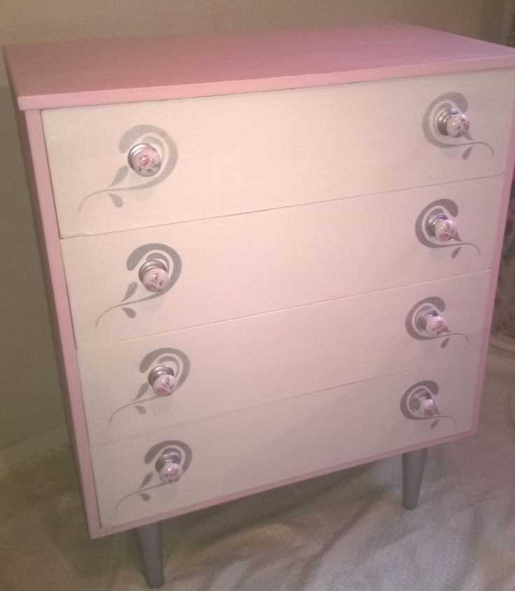 31 best hand painted dressers images on Pinterest