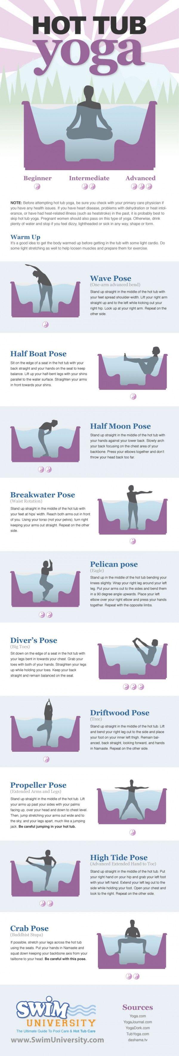 ¡Ejercítate en tu hidromasaje o bañera FIRPLAK!