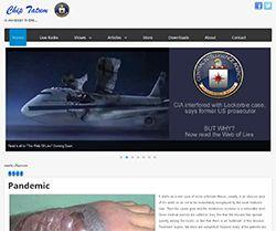 Red Ice Radio - Chip Tatum & Ole Dammegård - Hour 1 - Pegasus Insider Speaks on CIA Assassinations, Iran-Contra & Drug Trafficking Cover-ups