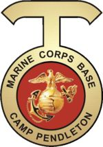 Seal of Marine Corps Base Camp Pendleton.png