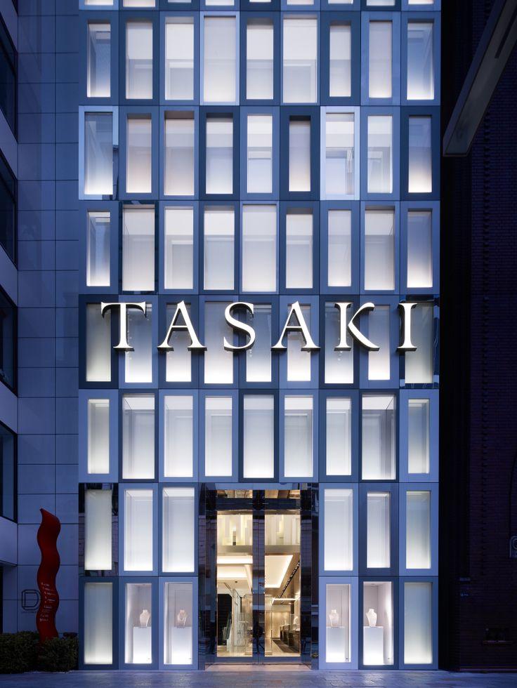 TASAKI Ginza Flagship Store 5-7-5 Ginza, Chuo-ku, Tokyo 104-0061