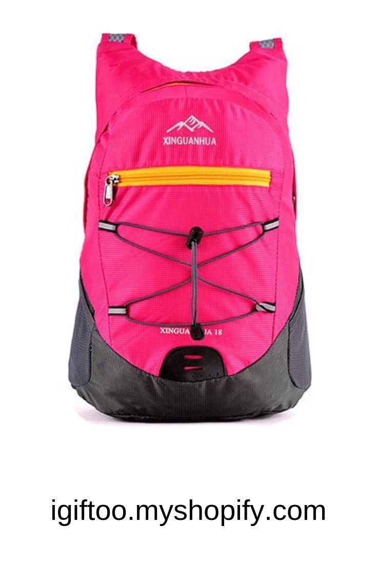 Waterproof Outdoor Hiking Camping Backpack Lightweight Travel Bike Knapsack 10L