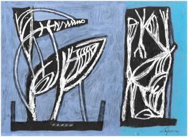 "Saatchi Art Artist Nicola Capone; Drawing, ""idea 53"" #art"