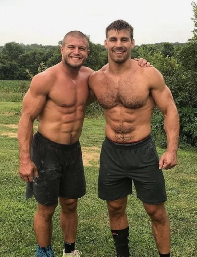 Dating a very fit guy