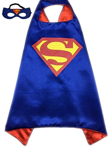 Superhero or Princess CAPE Adult Teen Size, Mens Womens H…