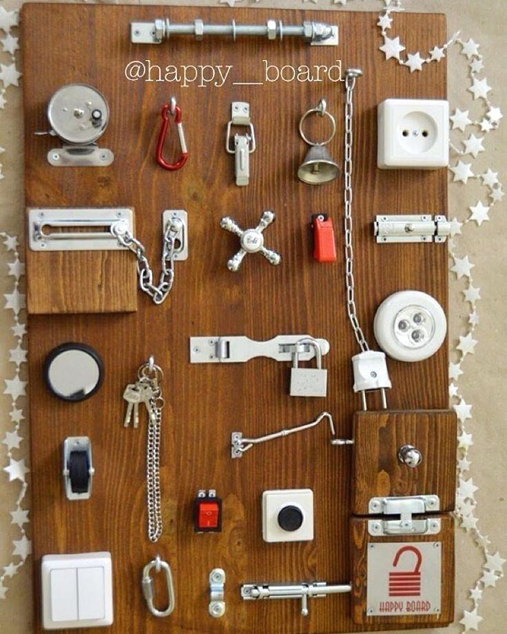 Busy Board Montessori Busy Board Busy Board Montessori Amazon