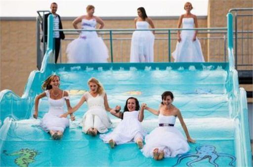 11 απερίγραπτες γαμήλιες φωτογραφίες - Γάμος - Αληθινοί Γάμοι - in.gr