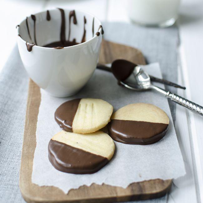 Babiččina volba - Recept - Máslové sušenky