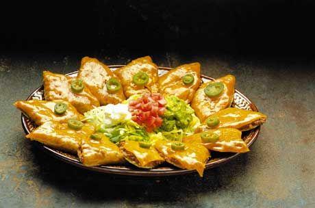 Мексиканские блюда из свинины