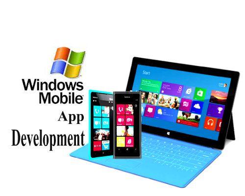 Windows Mobile Apps Development