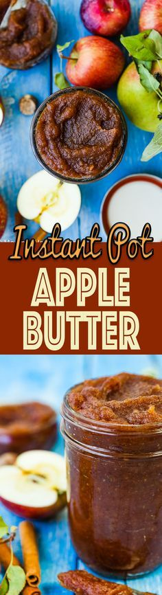 This Easy Instant Pot Apple Butter is tremendous velvety, smooth, spiced, and tasty. Perfect for spreading on toast, muffins, pancakes, crackers, etc. Ready in 20 minutes. It's pure apple goodness at its best. https://mommyshomecooking.com