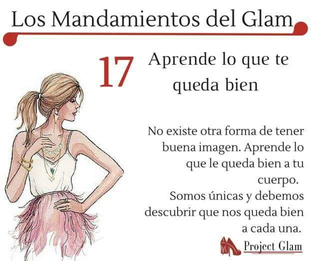 Los Mandamientos del Glam #17