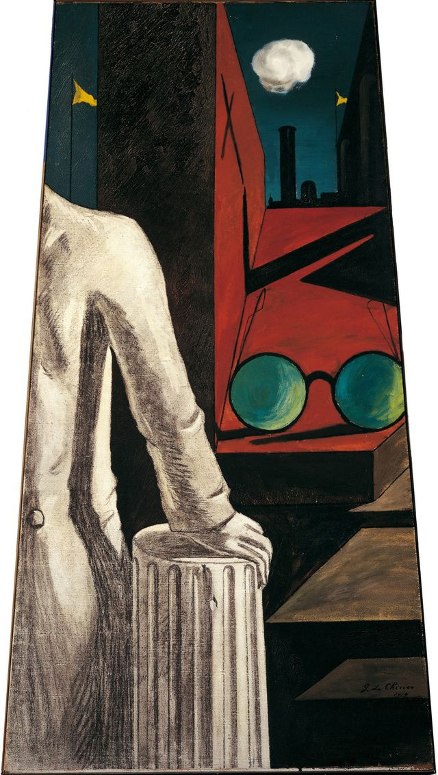 228 best giorgio de chirico images on pinterest de for Balthus la chambre