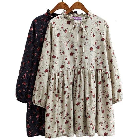 Roses Mini Dress