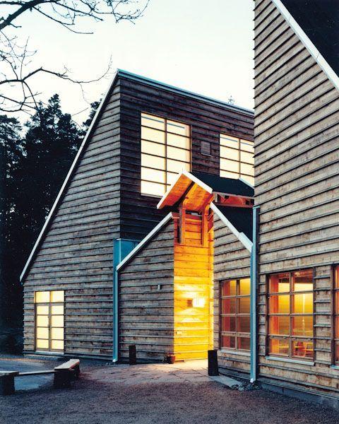 Vitlycke museum   Nyréns Arkitektkontor