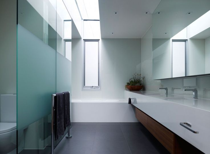 Robinson Road Hawthorn By Steve Domoney Architecture. White  BathroomsBathrooms DecorBathroom IdeasModern ...