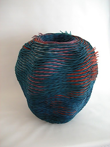 basketry with fibers? wow!