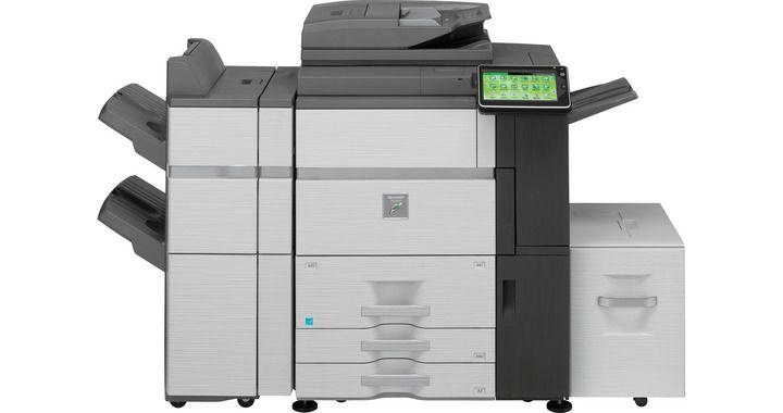 Sharp MX6240 colour MFP