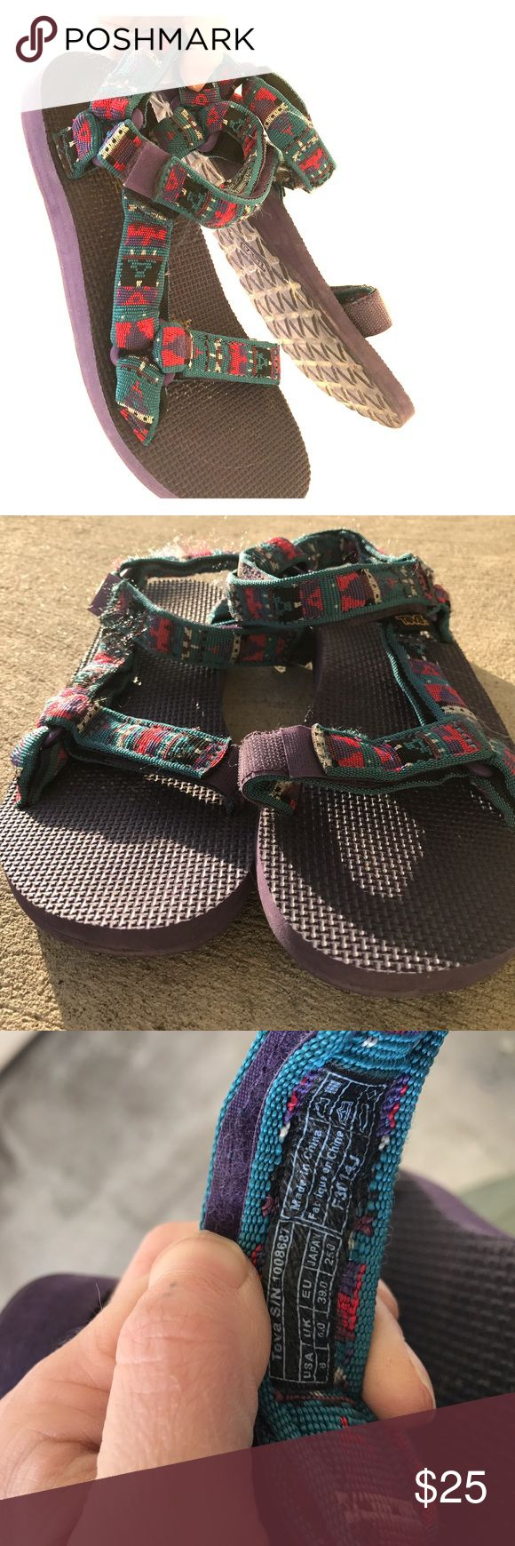 TEVA festival sandals ✌🏼 TEVA festival sandals! Size 8                                                                               ❁ I will only trade for Free People items.  ❁ All sales are final.   ❁All Free People items will come in FP bag.  ❁ Let me know if you have any questions! I'll do my best to be as helpful as possible. Teva Shoes Sandals