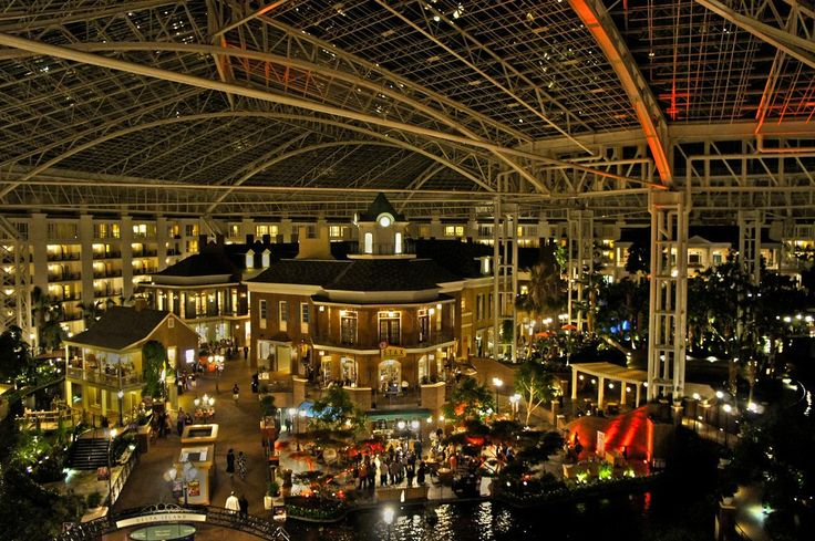 A look inside the magnificent Opryland Hotel. This is the Delta Island area inside the hotel. photo by liebeiststark on Flickr