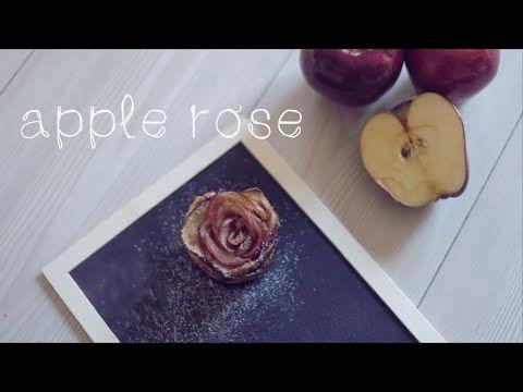ANNA LIDDELL: APPLE ROSE RECIPE