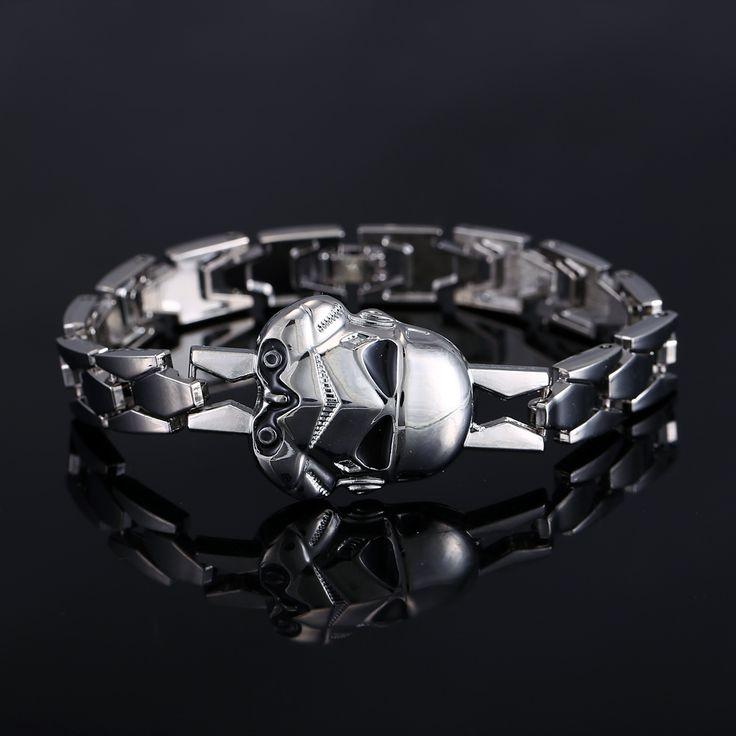 Stormtrooper bracelet //Price: $9.99 & FREE Shipping //     #hashtag3
