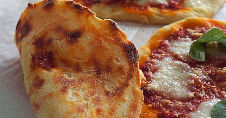 Pizza Dough-Easy Pizza, Ζύμη Πίτσας-Εύκολη Πίτσα, Συνταγές για Γρήγορη Πίτσα, Ζύμη Πίτσας με δυο Υλικά