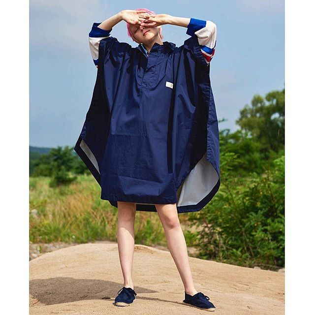 karrimor 17 summer - Become the mud - ・ ・ ・ #becomethemud karrimor web サイトにて公開中。 #karrimor #karrimorjapan #wear #summer #fashion #photography #poncho #fes #coordinate #sky #new #outdoor #girl #カリマー #夏 #ファッション #コーディネート #アイテム #2017 #空 #フェス #アウトドア