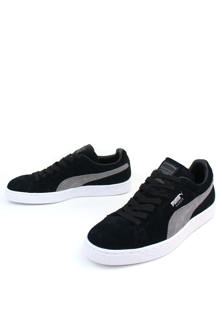 Details about puma womens suede classic rg black running shoes - Puma Suede Classic Men S Fashion Sneakers Shoes Wish I Could Get This For My