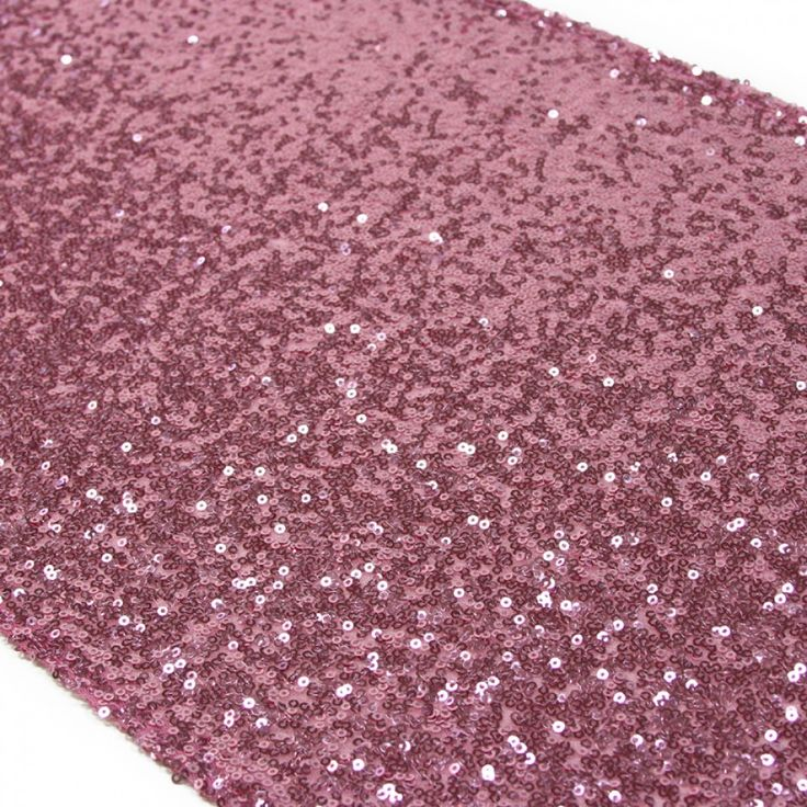 runner Table [404456 Runner   Pink Sequin Runner sequin  Table rentals Sequin  table  Pink