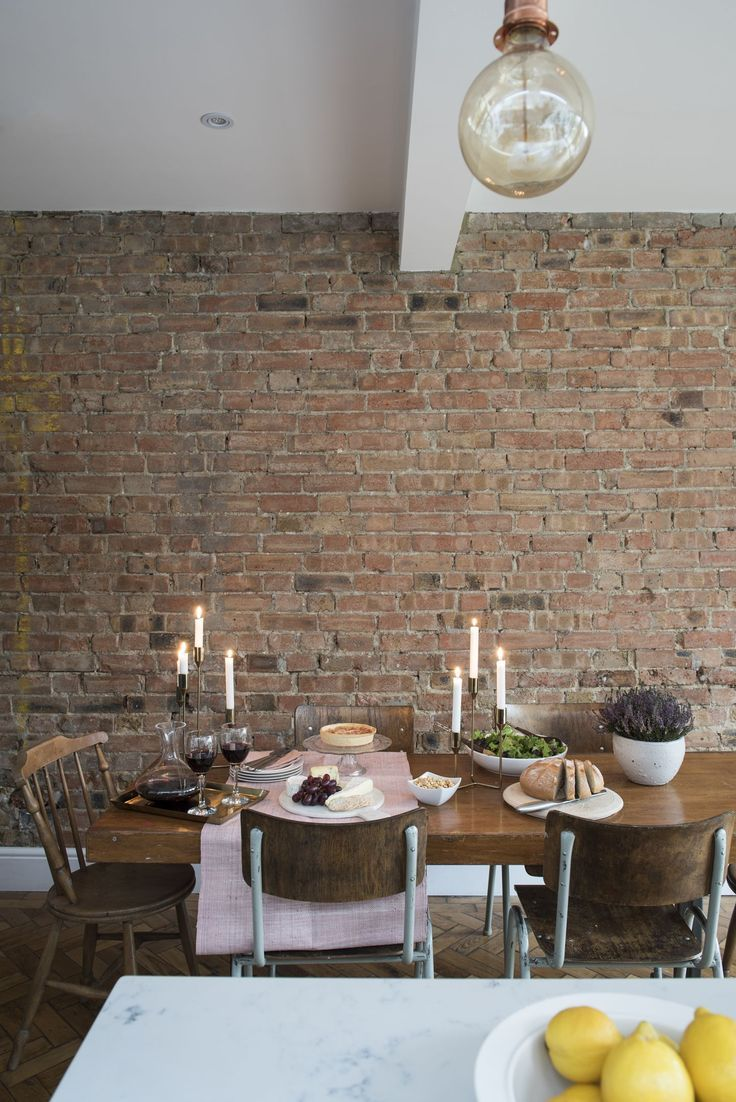 Exposed Brick Walls Steps And Ideas For Creating A Feature