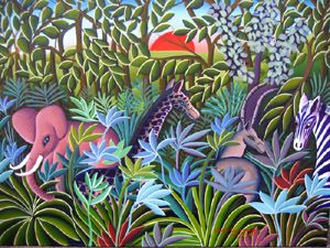 25+ best Henri Rousseau Paintings ideas on Pinterest | Henri ...