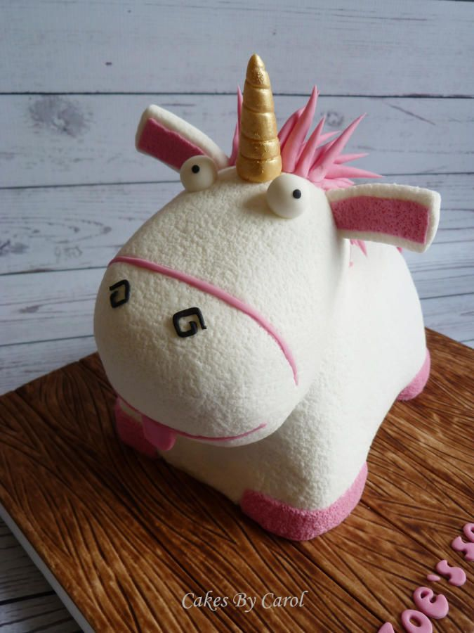 It's so fluffy - Cake by Carol