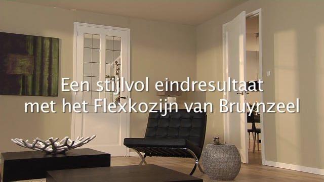 Zelf snel een deurkozijn plaatsen en een deur afhangen zonder hak en breek werk, dit met deurmaat behoud en dan van een opdekdeur naar een stompe deur. Uniek in Nederland gepatenteerd kozijn! in gevel dikte verstelbaar en muuromvattend!