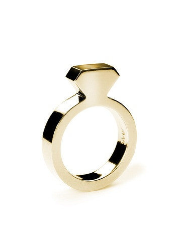 Diamond ring byAMT