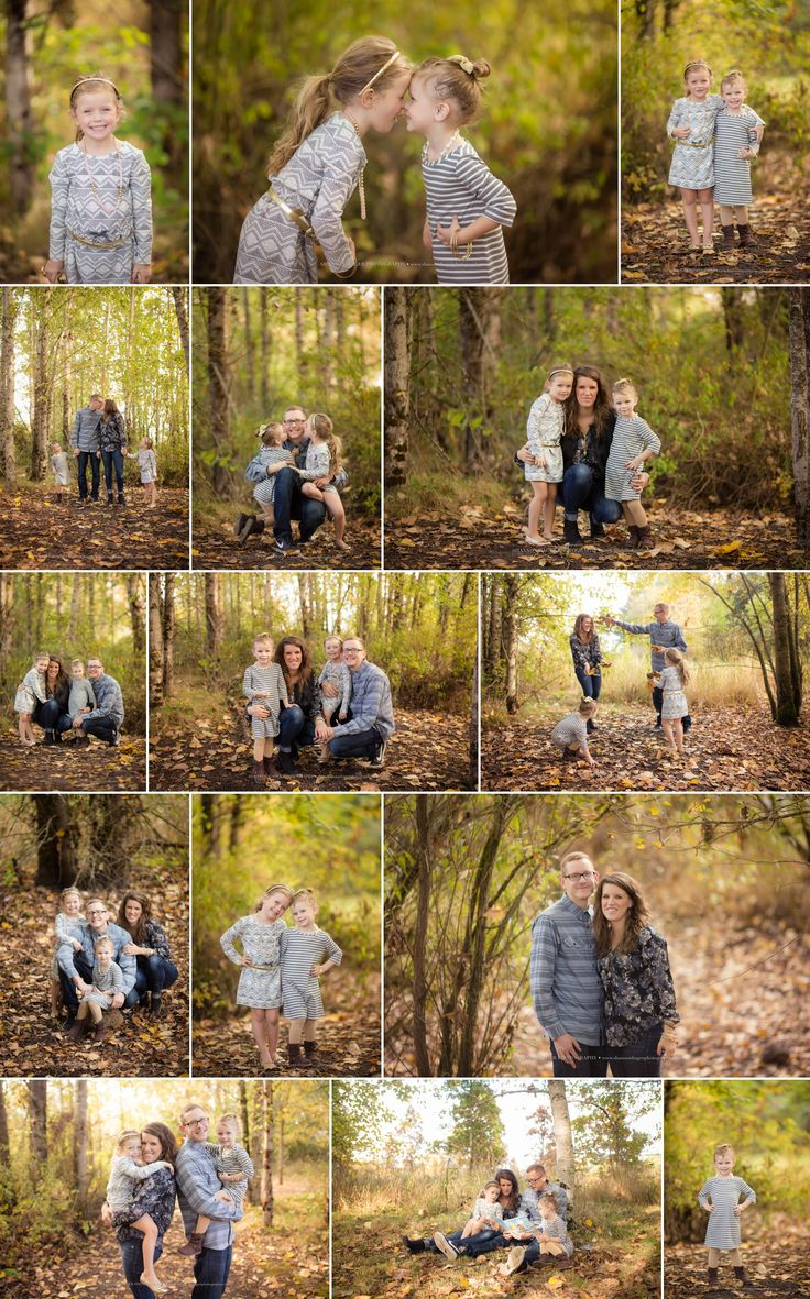 Family Photography Tigard, Portland Oregon, Fall Family Sessions, Shannon Hager Photography
